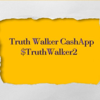 Truth Walker Cash App 2
